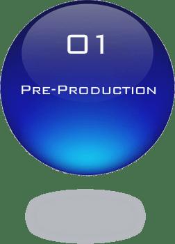 01 PRE-PRODUCTION | 制作の流れ